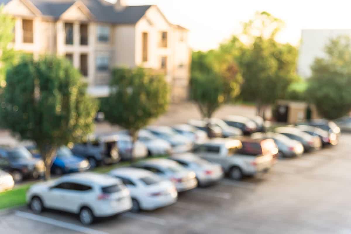 apartment parking