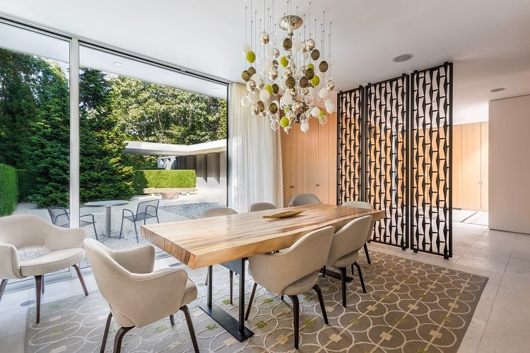 Shigeru Ban-designed home in Long Island, NY